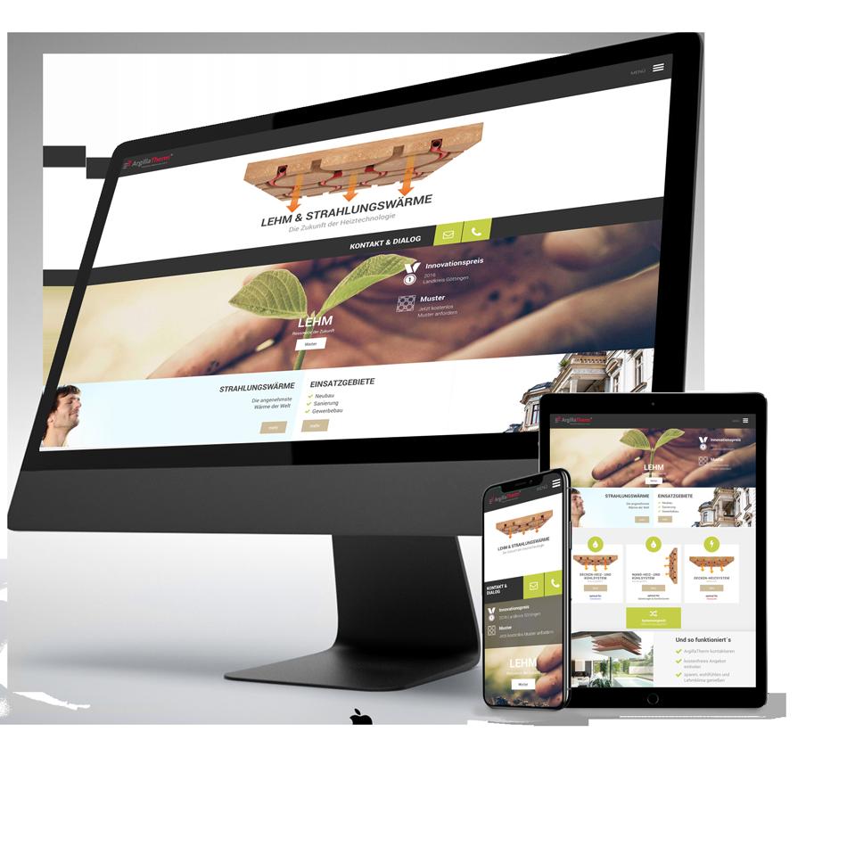 Webdesign Website Responsive-Design
